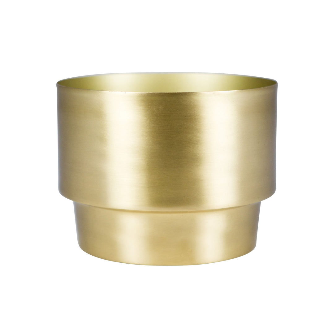 CENTURY POT | Brass