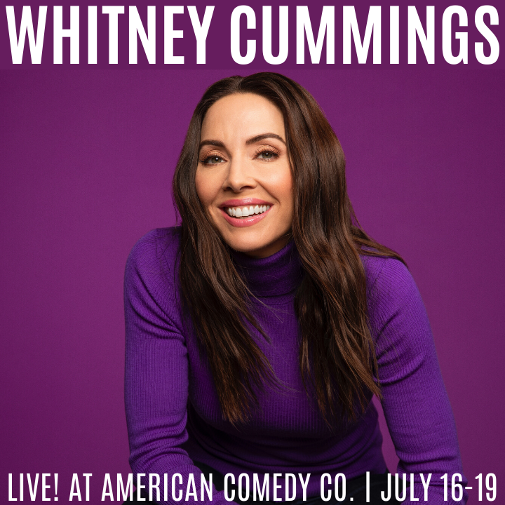 Whitney Cummings [FRI]