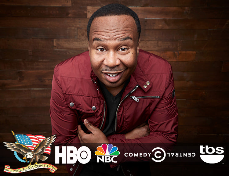 NYE 2019 w/Comedy Central Star Roy Wood Jr.