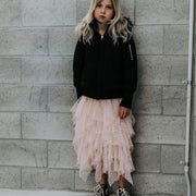 Tulle Skirt Blush