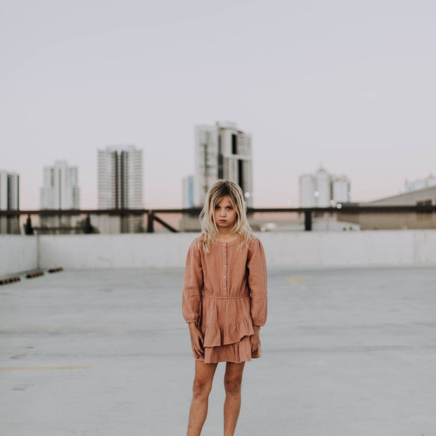 Long Sleeve BOHO Blush - PRE SALE