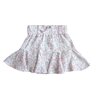 Flow Mini Skirt - Floral