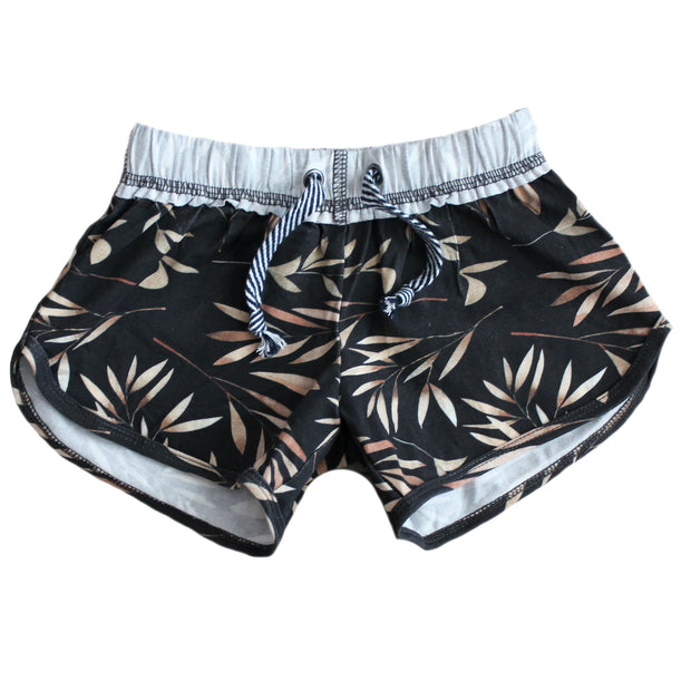 Fj Shorts - Leaf
