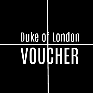 Duke of London Gift Voucher