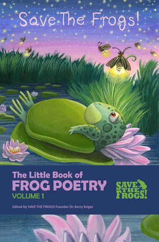 The Little Book of Frog Poetry, Volume 1