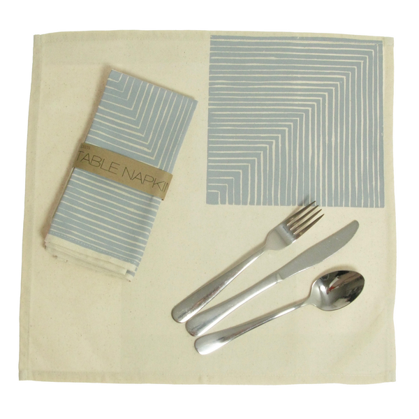 Table Napkins | Stripe