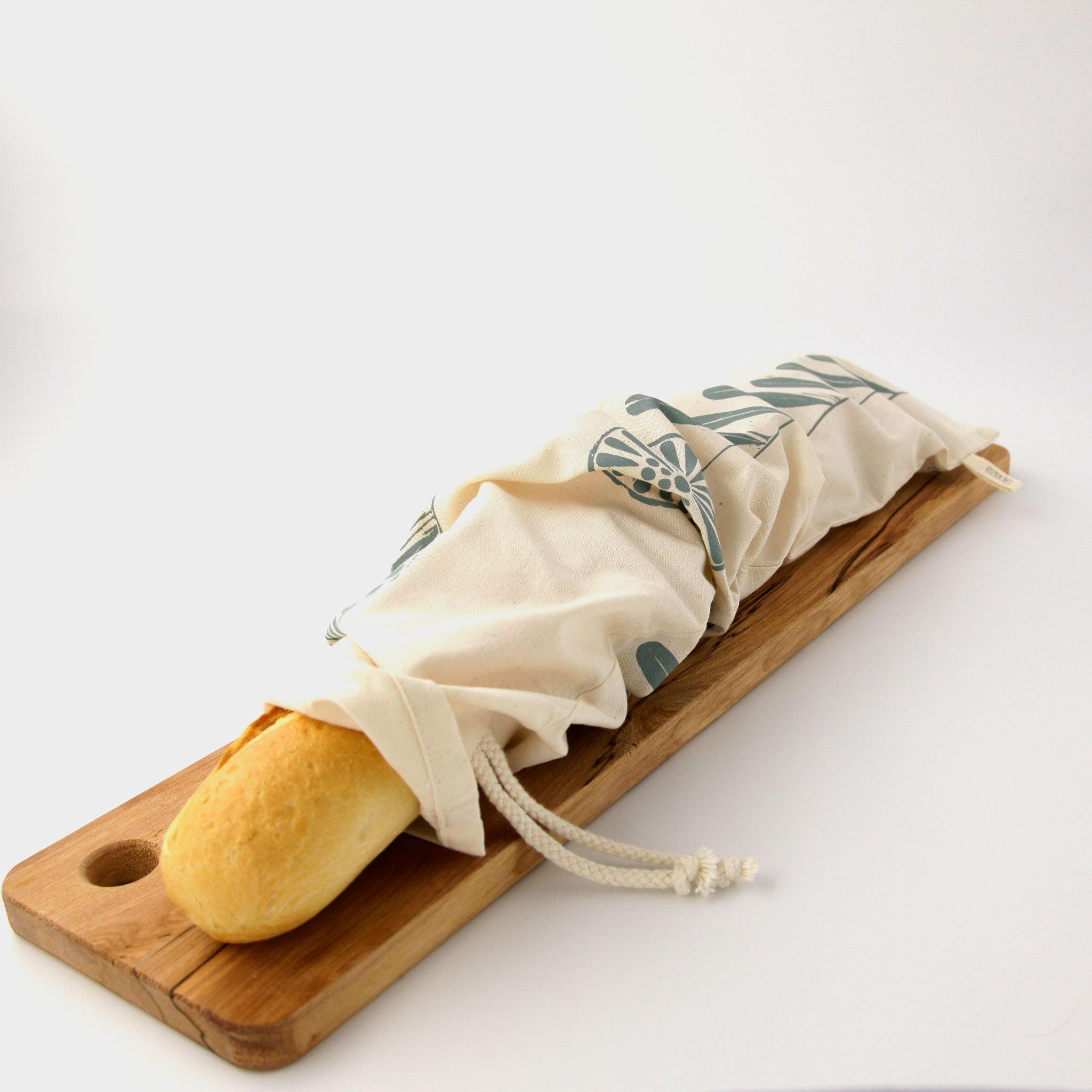 Baguette Bag | crispy bread storage