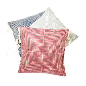 Chair Cushion Cover Roasted Red | fresh looks for dinning, office or patio chairs