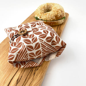 Food Wrap Set of 3 | easy fabric wrap for on the go