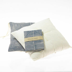 Chair Cushion Cover Blue | fresh looks for dining, office or patio chairs