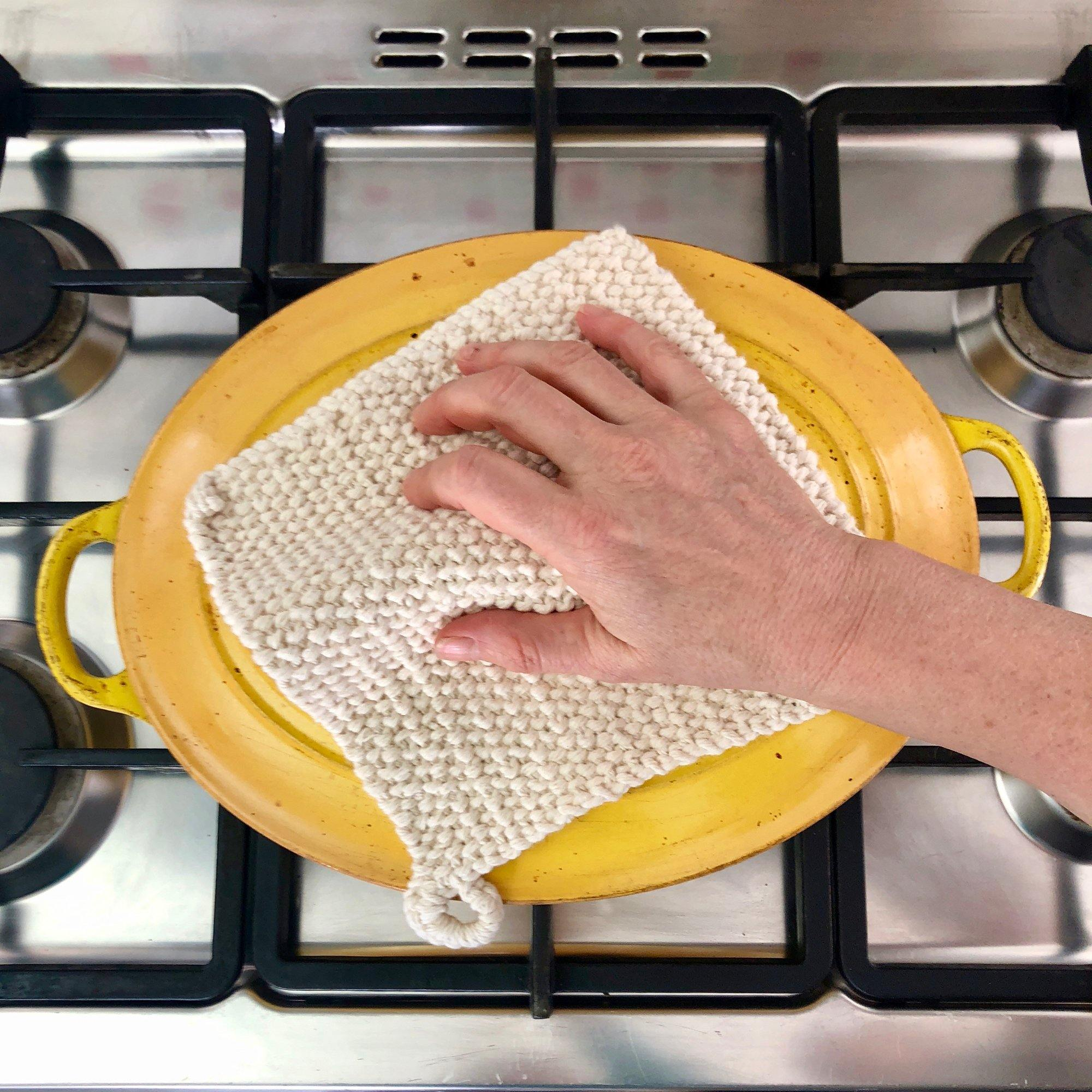 Simple Pot Holder | simply amazing heat resistance