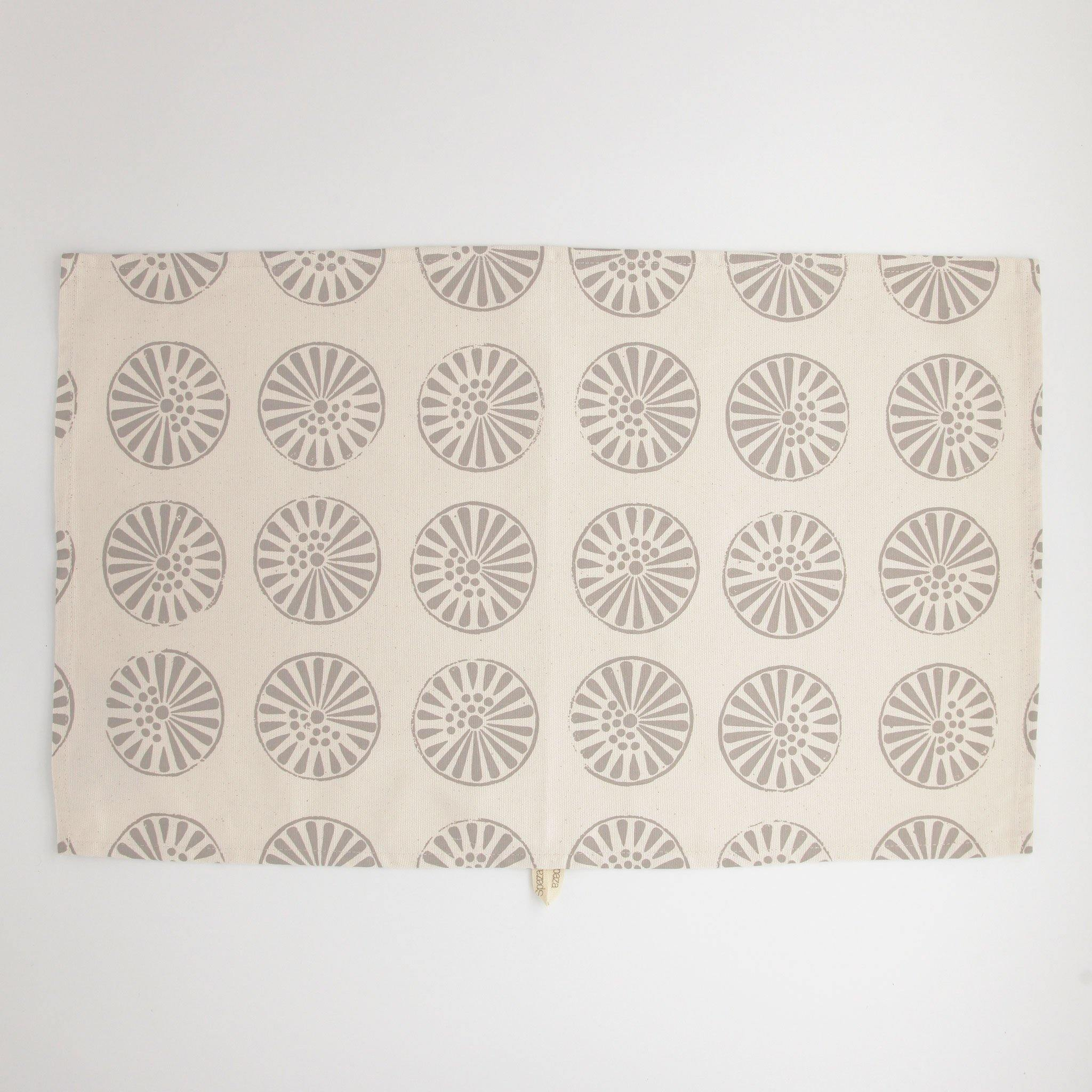 Tea Towel Pincushion Print |thick and absorbent towel