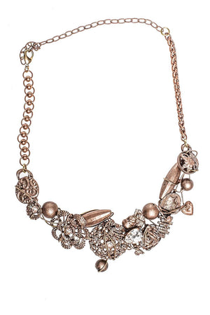 Elisa Caveletti Rose gold necklace