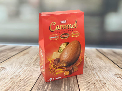 Caramel Collection from Nestle - Easter Egg 364g