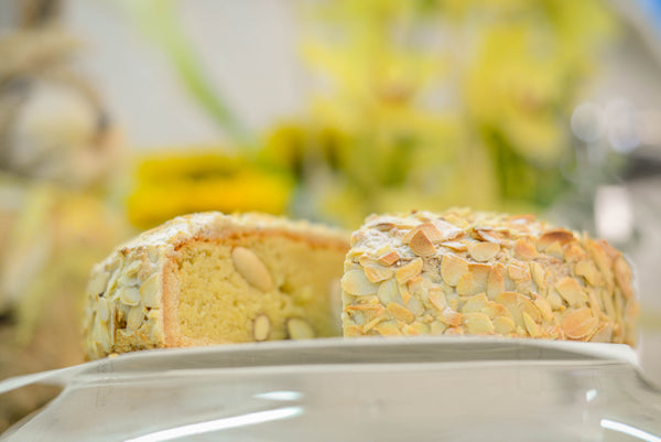 Easter Almond Cake