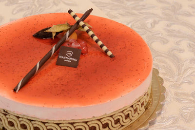 Strawberry Gateaux - Mannarinu - 1