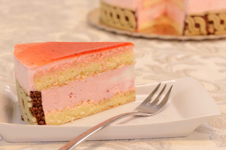 Strawberry Gateaux - Mannarinu - 2