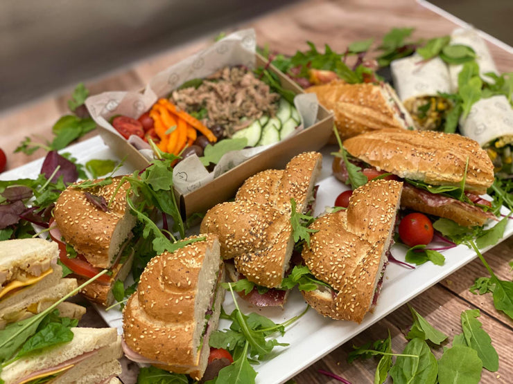 Corporate events & Meetings Lunch Menu