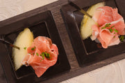 Parma Ham Served with Melon - Mannarinu - 2
