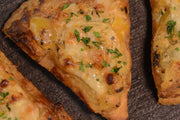 Pineapple, brie and yellow pepper foccacia - Mannarinu - 3