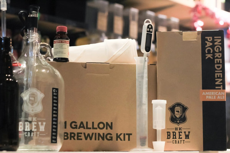 1 Gallon Brewing Kit - American Pale Ale