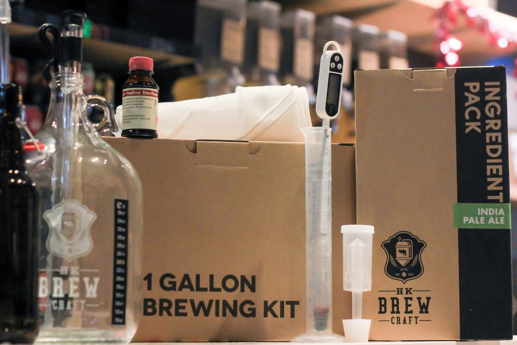 1 Gallon Brewing Kit - India Pale Ale