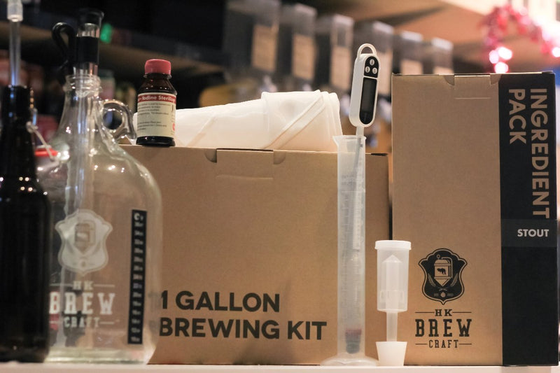 1 Gallon Brewing Kit - Stout