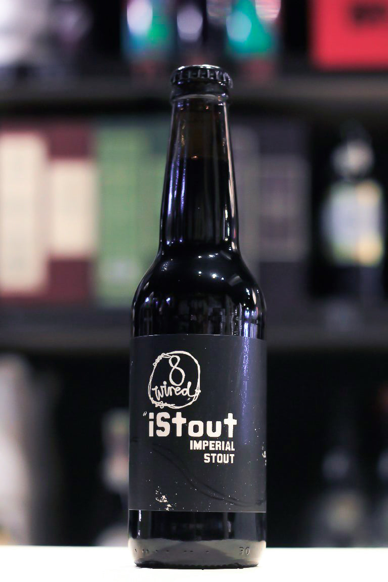 8 Wired iStout Imperial Stout