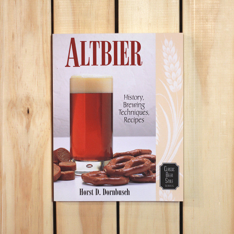 Classic Beer Style Series: Altbier