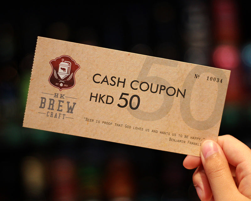 Cash Coupon