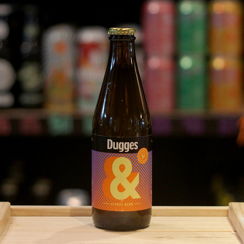 Dugges / Interboro & Citrus Beer