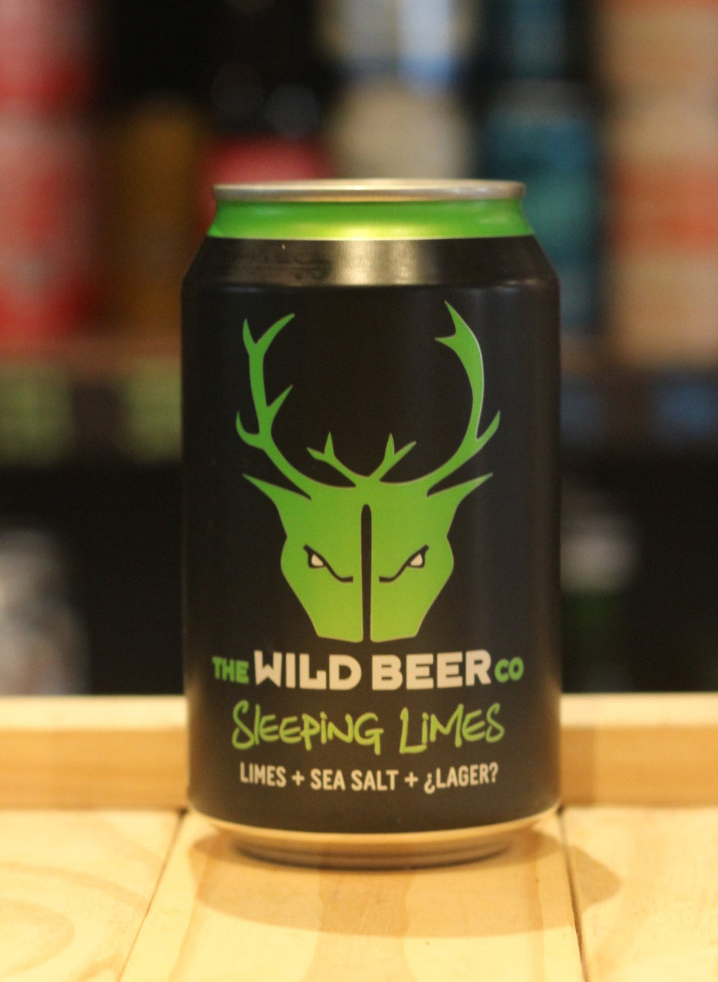 Wild Beer Sleeping Limes