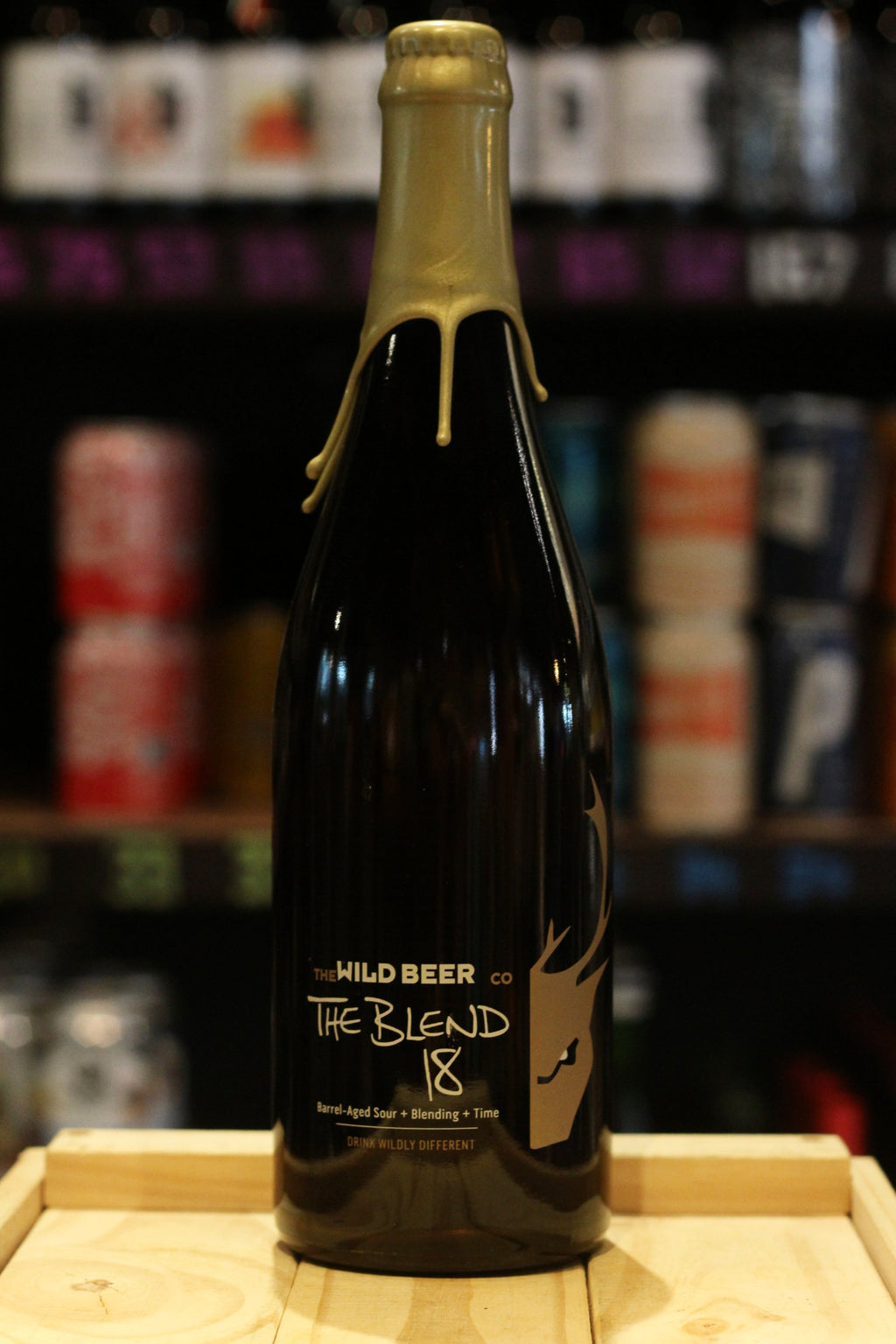 Wild Beer The Blend 2018