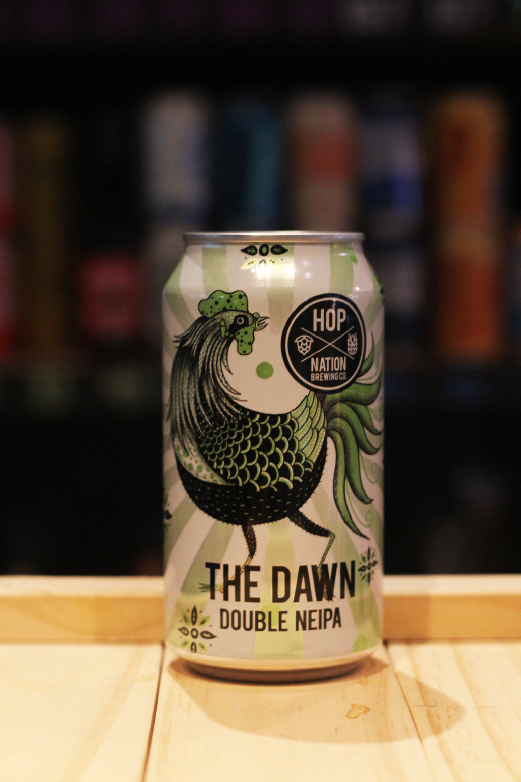 Hop Nation The Dawn