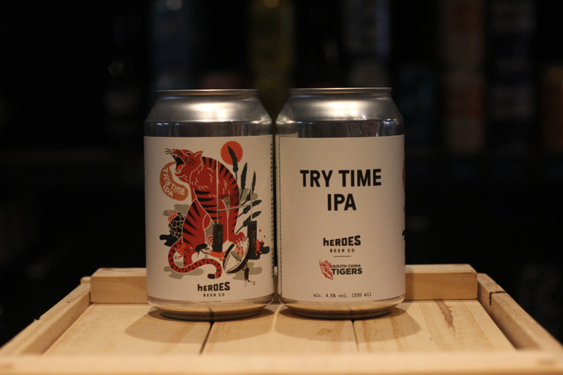Heroes Try Time IPA
