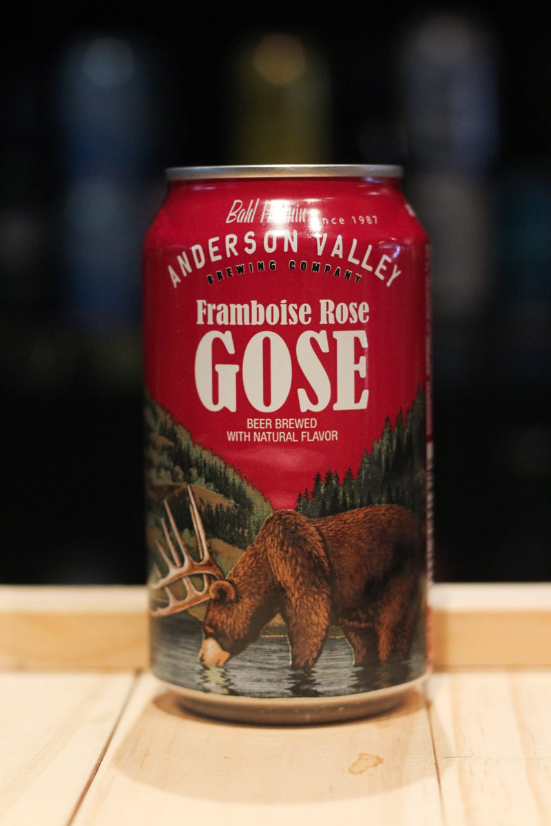 Anderson Valley Framboise Gose