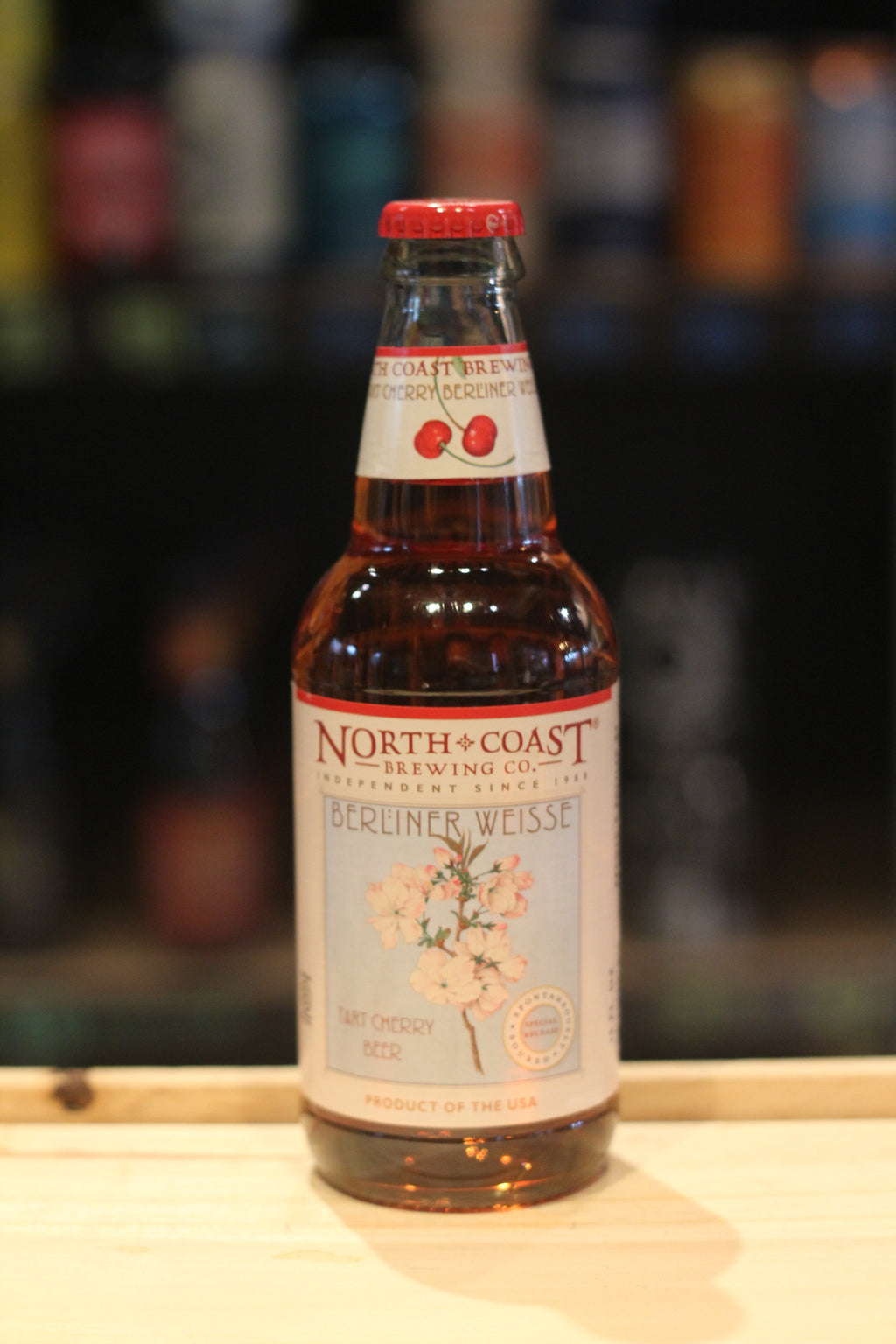 North Coast Tart Cherry Berliner Weisse