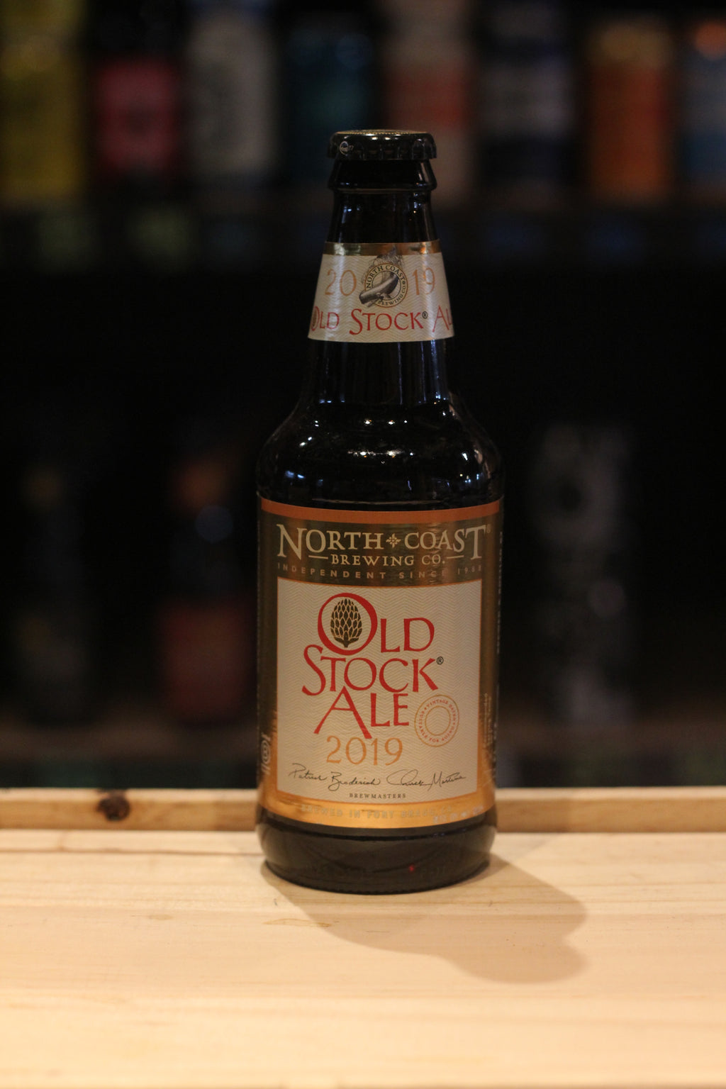 North Coast Old Stock Ale 2019