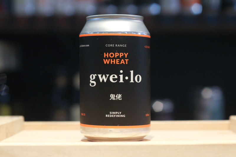 Gweilo Hoppy Wheat