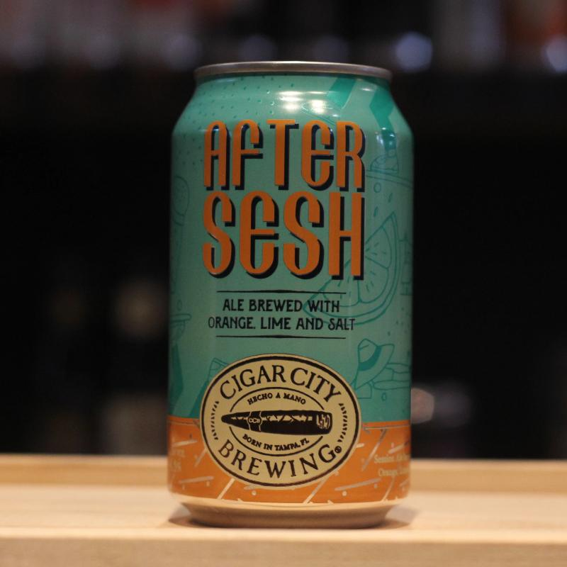 Cigar City After-Sesh Ale