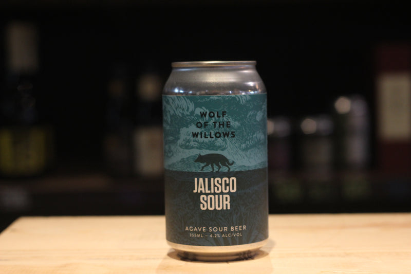 Wolf of the Willows Jalisco Sour - Agave Sour