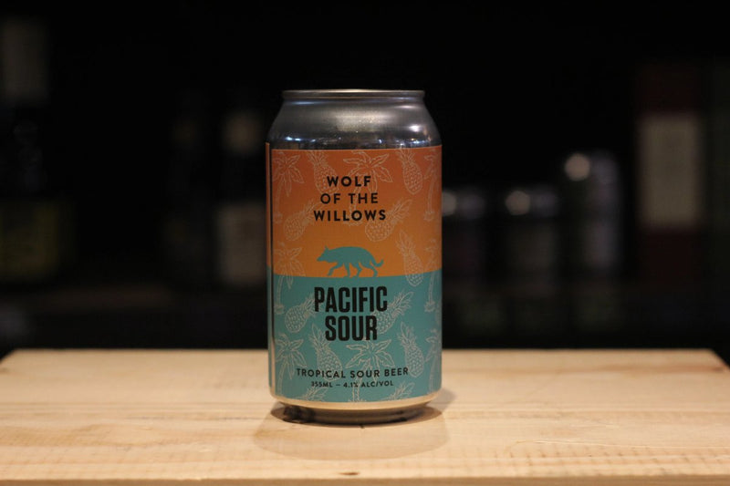 Wolf of The Willows Pacific Sour - Tropical Sour