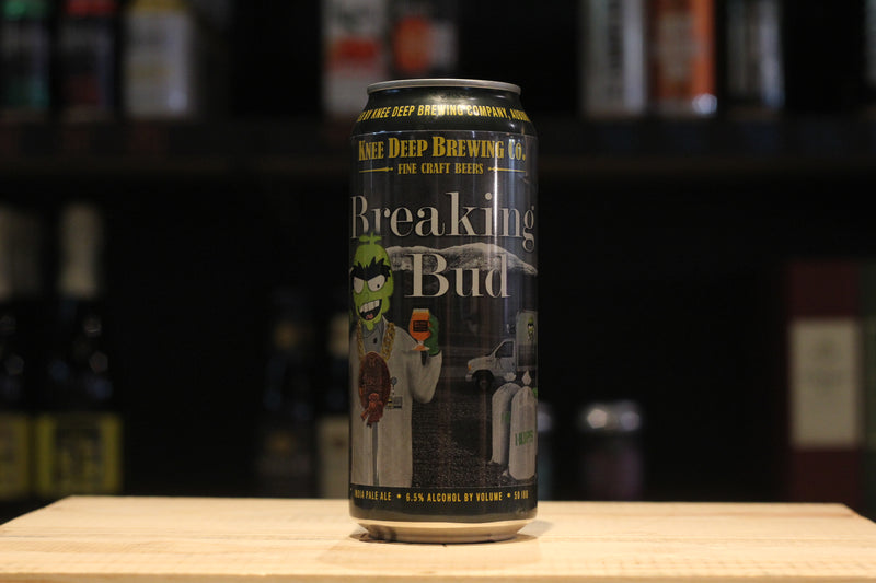 Knee Deep Brewing Breaking Bud