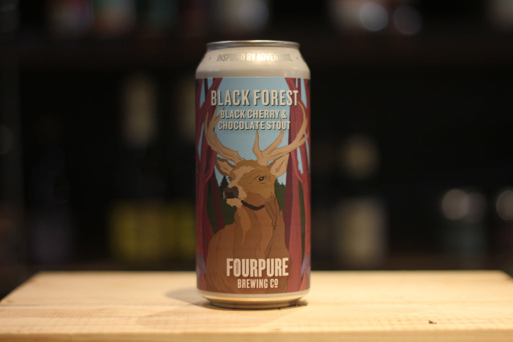 Fourpure Black Forest Stout