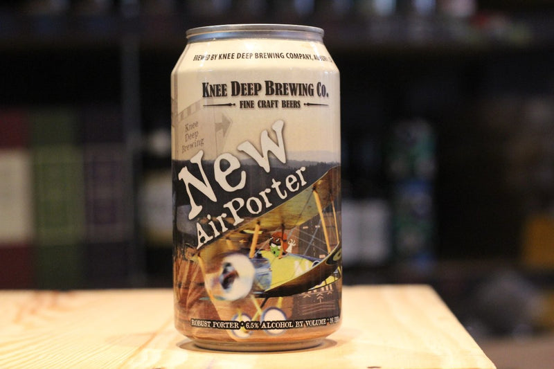 Knee Deep Brewing New Airporter