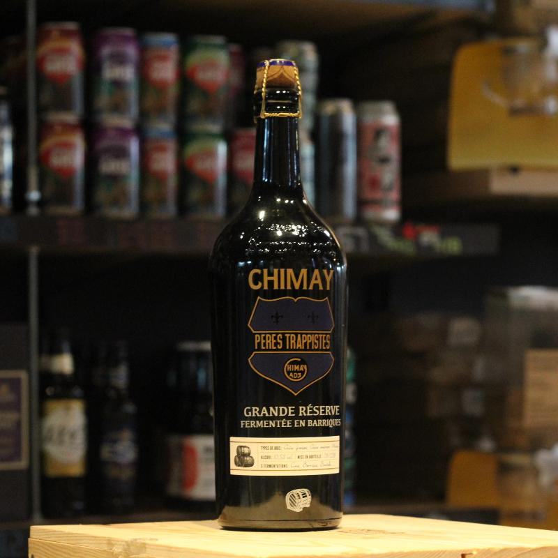 Chimay Grand Reserva Whisky Edition 750ml