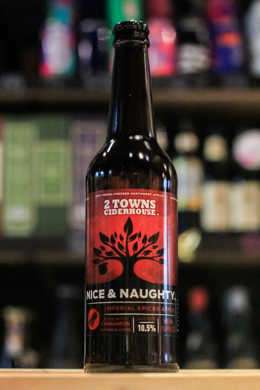 2 Towns Ciderhouse Nice & Naughty
