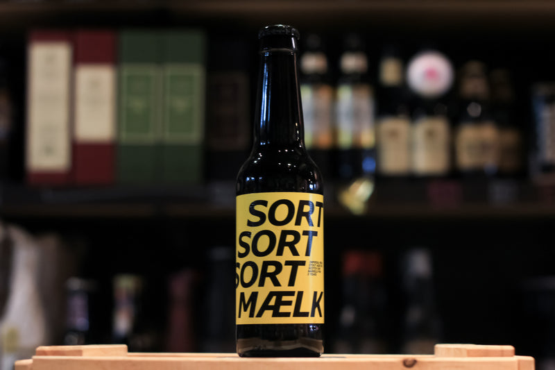 To Øl 3XSort Maelk Barrel Aged
