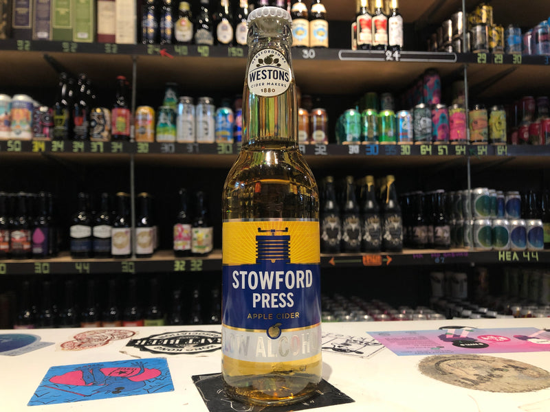 Westons Stowford Press Medium Dry Cider
