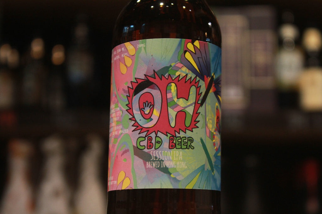 Oh CBD Beer - Session IPA